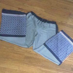Zara Wide Leg Palazzo pants